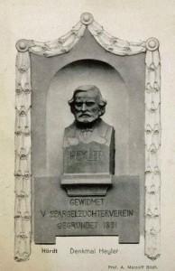 Denkmal Heyler  - Hoerdt